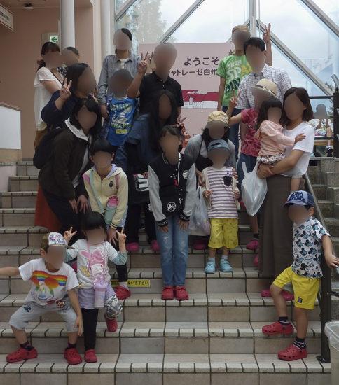 7月のイベント(アイスto水遊び)